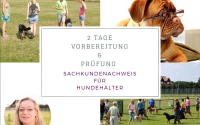 Sachkundenachweis Praxis Dez. 2018